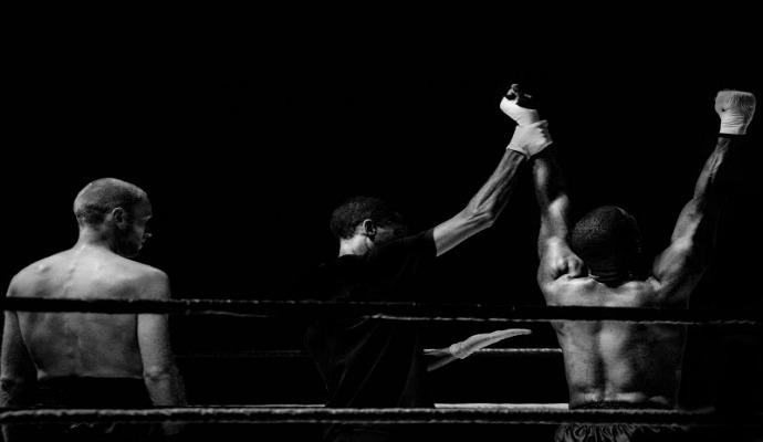 boks, sukces, zwycięstwo