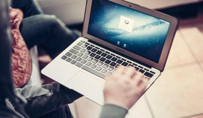 notebook, zmiany na blogu, przenoszenie bloga