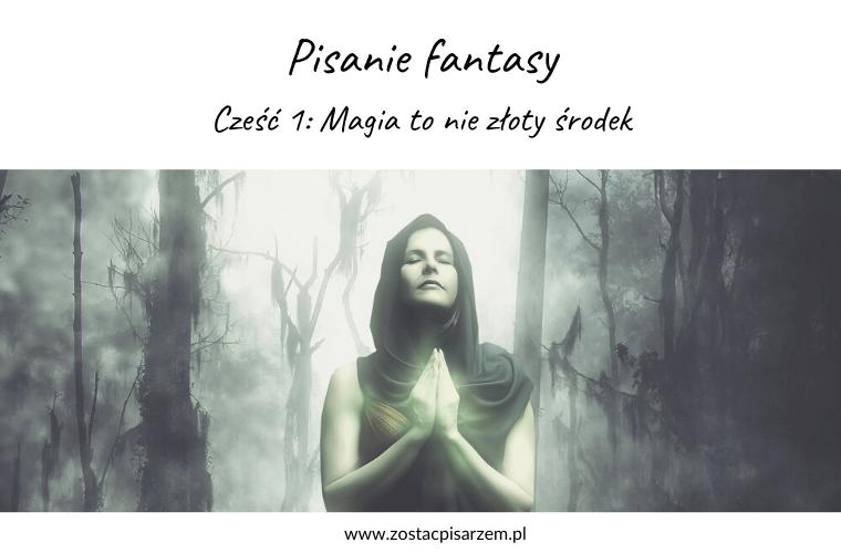 magia w fantasy
