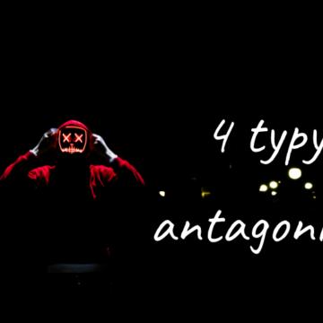 4 typy antagonisty