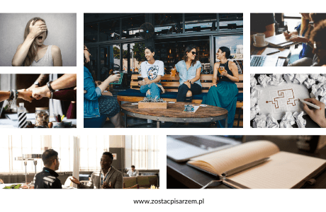 cykl artykułów - kurs kreatywnego pisania
